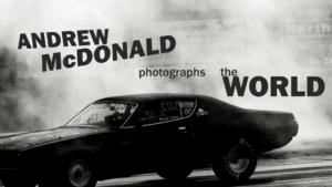 andrew mcdonald photo logo